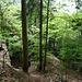 direkter Aufstieg vom nördlichen Fuss des Ankenballen-Turms zum Grat zum Ankenballen ...