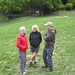 Metting di viaggiatori - Maria Assunta, Susanne e Claudio.