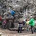 Klettergarten bei Kandersteg