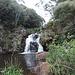 Kleiner Teil der Waipo'o Falls
