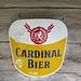 Schöne alte Cardinal-Werbung in Hürlisboden