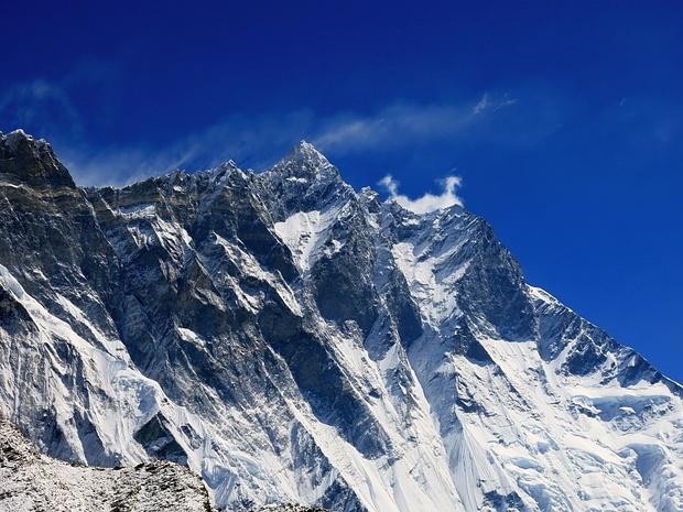 Lhotse S face