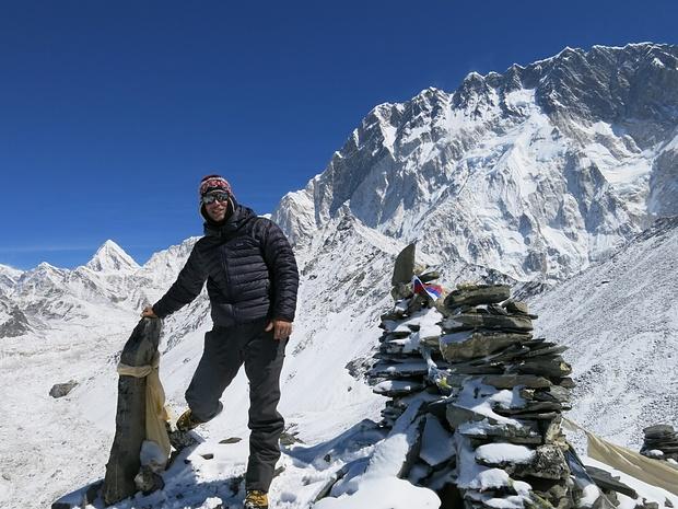 a worthwhile climb
