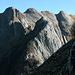 Monte Cavallo e più in basso il monte Contrario