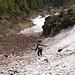 Quando la neve si copre di pietre e terriccio, è ora di togliere gli sci