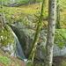 Wasserfall im Hüttentobel