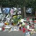 Michael Jackson Trauerstätte an der Zürcher Bahnhofstrasse