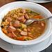 ... mit nahrhaften Suppen
