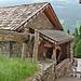 Mit dem Restwasser des Tscharser Waals wurde früher eine Mühle betrieben