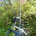 Dépôt des vélos au Pt 1320