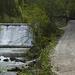 Im Lobental wird dem Bach eine weitestgehende Menge an Energie in Form von Wasserkraft entzogen. Nur ein spärlicher Rest fließt in Richtung Halblech