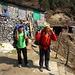 Nabin et Saila, moins de 60kgs de bagages pour les deux, de vraies vacances !