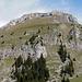 Das Stockhorn, vom Chrindi aus gesehen.