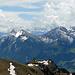Links der Niesen, dem es bald mal an den Kragen gehen soll. Die nächste Gelegenheit, wenn wir in dieser schönen Ecke der Schweiz sind, wird dafür genutzt.