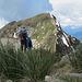 Motto Rotondo ist geschaft, zu Füssen liegt der Monte Tamaro.