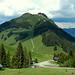 Der bei Wanderern beliebte Staufen (1.465m)