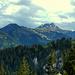 Der dominierende Gipfel in der Region: der Hohe Freschen (2.004m)