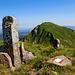 monte Orsaro,visto daqlla vetta del monte Braiola