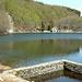 il lago Santo Parmense con il rifugio Mariotti