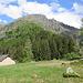 Alpe Cavallo, hinten Pizzo Ciapè