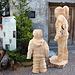 Holzschnitzkunst in Glurns
