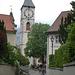 Kirche St. Martin und rätisches Museum