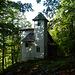 Die Waldkapelle bei Berngat.