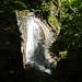 Der Wika-Tobel-Wasserfall