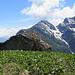 Blick zur Cima di Negrös