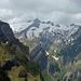 Garstiges Gewölk nördlich des Alpstein, aber es passierte nichts.