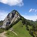 Ein formschöner Berg, oder?