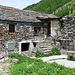 Alpgebäude bei Heji