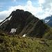 Und das ist der Gipfelaufbau der Unspitze