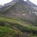 Nordpfeiler der Üntschenspitze, kurz vor der Pisialpe.