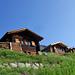 An den Alphütten werden nur sehr moderate bauliche Anpassungen vorgenommen