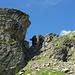 Spalihorn - ein zerschrundener Berg