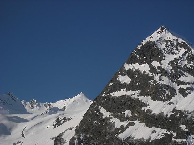 Blick nahe der Schönwieshütte