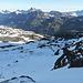 Steilpassage auf dem Weg hoch zur Chammlilücke
