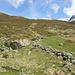Typische Landschaft kurz vor der Alp Murtera Dadoura