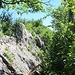 Steiler Abschnitt am Lägerngrat.