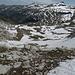 Der Abstieg erfolgte durch den Schnee, was die Angelegenheit doch um einiges beschleunigte...
