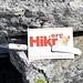 """<b>Un caro saluto a tutti gli amici di Hikr.org da siso!<br />La perla di saggezza del giorno:<br />""""Quanto manca alla vetta?""""; """"Tu sali e non pensarci!""""<br />Friedrich Nietzsche</b>"""