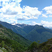 Blick hinaus durch das Valle di Mergoscia