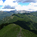 Abstieg vom Monte Boglia