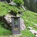 La cabina telefonica di Merisciolo.