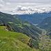 Das Valposchiavo führt hinunter ins Valtellina (Veltlin)