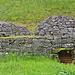 Crotti, Rundbauten aus Trockenmauerwerk, dienen heute noch als Kühlräume für Milch und Käse