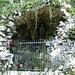 Lourdes-Grotte oberhalb Ramiswil