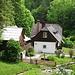 Das Forsthaus im Urgersbachtal.