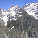 Panorama etwas oberhalb der Windegghütte